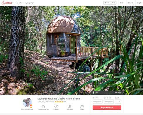 Mushroom Dome