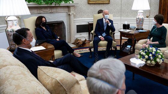 Biden Stimulus May Be Democrat-Only Despite Cordial GOP Meeting