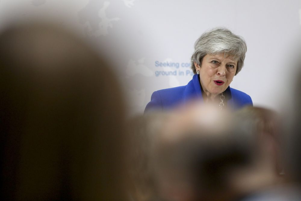 Markets Shrug Off May's Brexit Offer