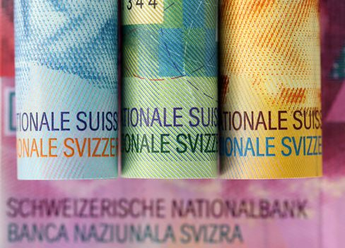 SNB Steps Up Franc Fight to Counter 'Massive Overvaluation'