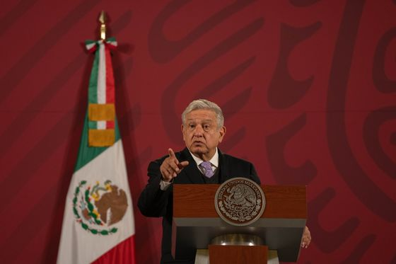 AMLO's Nationalist Bent Casts 200 Energy Projects Into Limbo