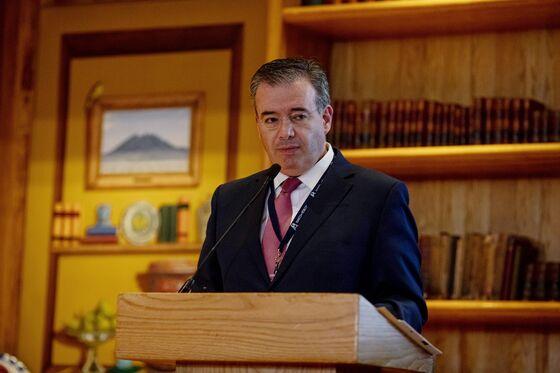 Banxico Frets Over Senate Bid to Force It to Buy Dollars