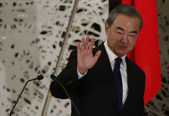 China's Top Diplomat Suggests Global Outbreaks Caused Pandemic