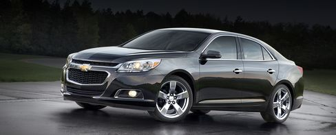 GM Says Changes to Malibu Should Boost Chevy Mid-Size Sales