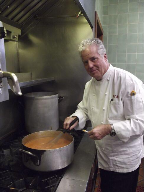 Chef William S. Bloxsom-Carter