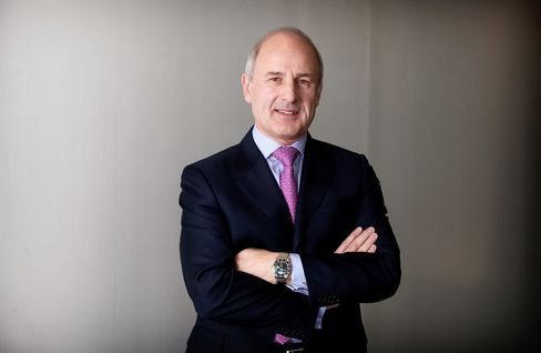 Shire Plc Chief Executive Officer Angus Russell