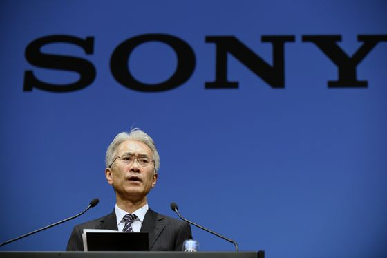 New Sony CEO to Detail Shift Away From Gadgets in Mid-Term Plan