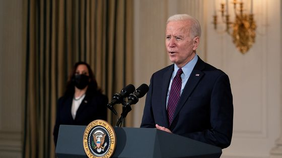 Biden Warms to Fast-Track Stimulus After Liberal Pressure Mounts