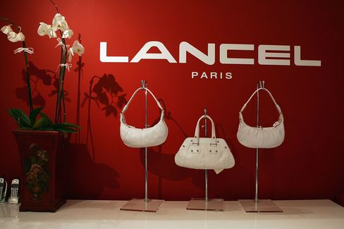 Richemont Said to Hire Adviser to Sell Luxury Bag Maker Lancel