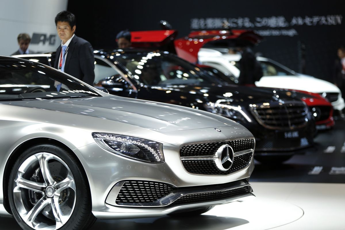 BMW and Audi Tell Mercedes-Benz: You Can Have Japan