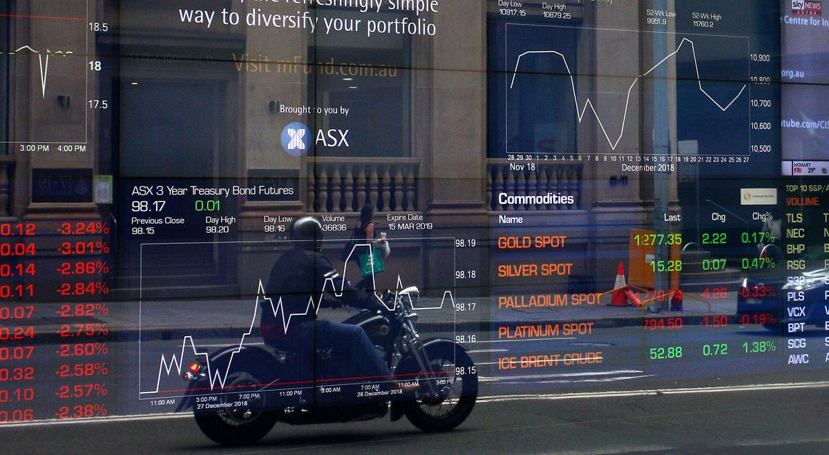 Stock Market Today: Dow, S&P Live Updates for May 10, 2019 - Bloomberg