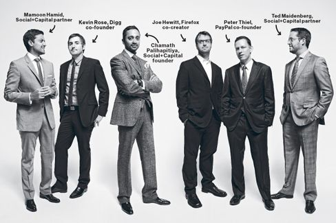 Social+Capital, the League of Extraordinarily Rich Gentlemen
