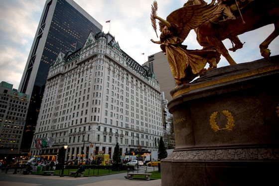 New York's Plaza Hotel Has Third Suitor Join Battle for Control