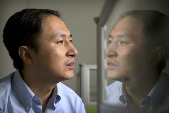 Scientist Who Shocked World Drew Backing From China Biotech Push