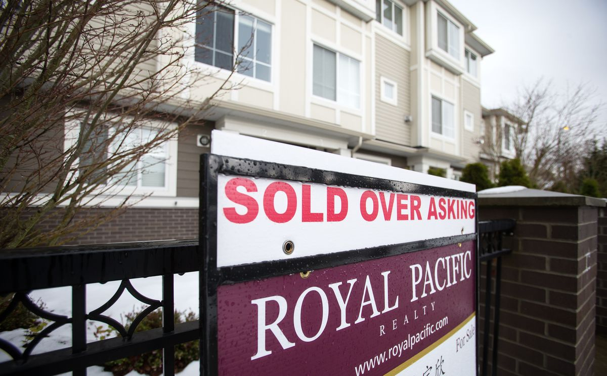 Renewal-Shock Concerns Are Fading for Canadian Mortgage Holders