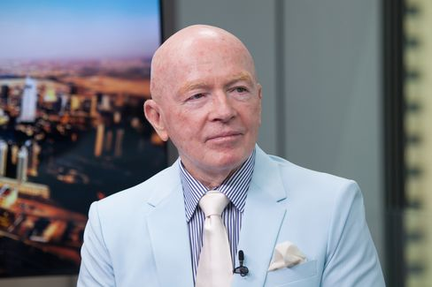 Mark Mobius interviewed on May 1.