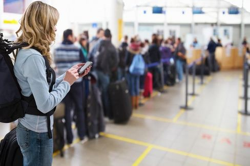 To Speed Up Security Lines, Airports Start Tracking Your Smartphone