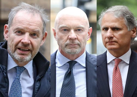 Ex-Barclays Executives Cleared Over Financial Crisis Fraud