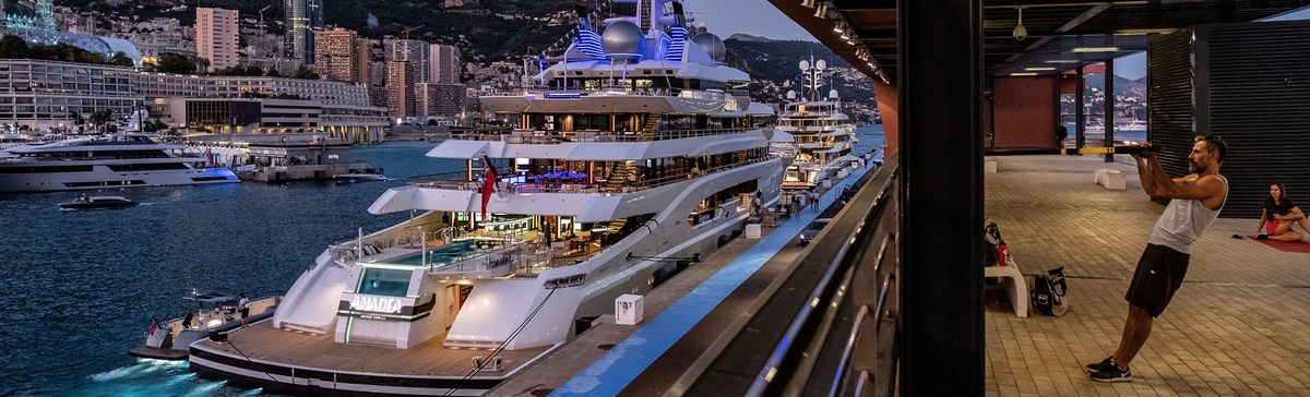 Image result for amadea yacht monaco