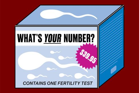 A Drugstore Fertility Test for Him, Too