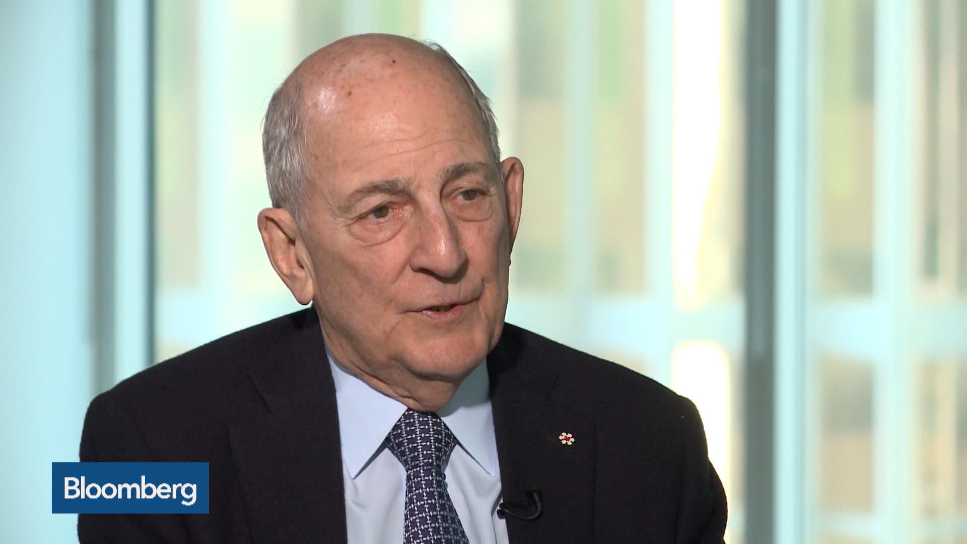 Charles Bronfman on the Demise of the Seagram Empire