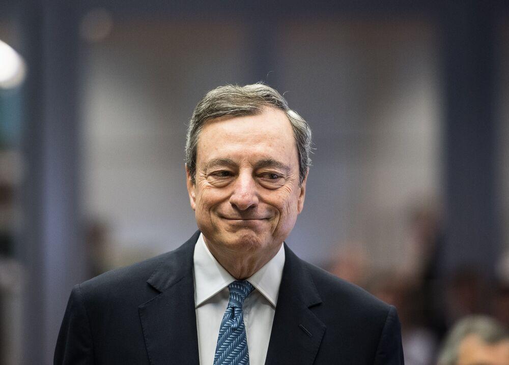 Ο Mario Draghi μπορεί να αφήσει πίσω του ένα τελευταίο δώρο νομισματικής πολιτικής