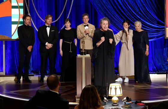 Oscars Audience Collapses in Latest Setback for Awards Shows