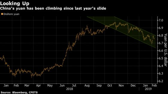 Goldman Sees More Gains in China's Yuan as Economy Improves
