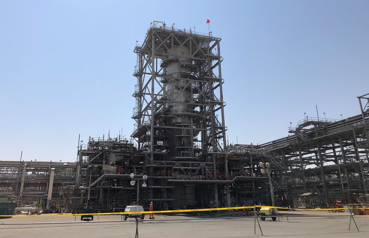 Aramco Showcases Oil-Attack Recovery Though Damage Remains