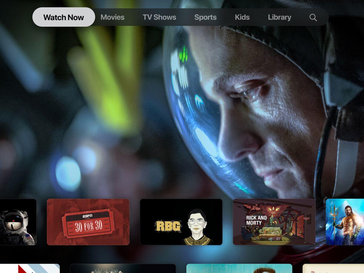 Apple Buys Older Shows for TV+, Stepping Up Netflix Challenge
