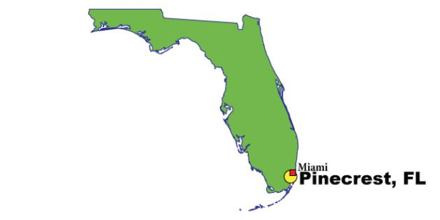 Most Expensive Suburb in Florida: Pinecrest