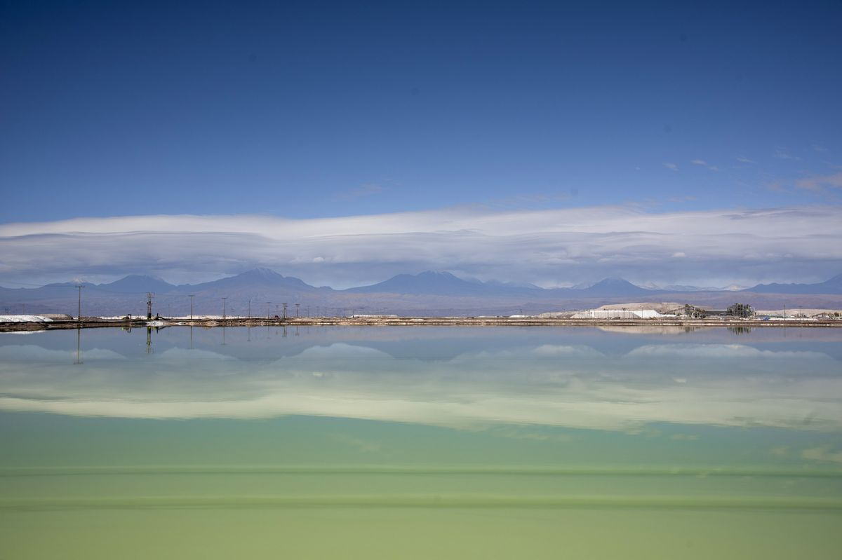 Lithium Miners Australia, Chile See Riches as EV Battery