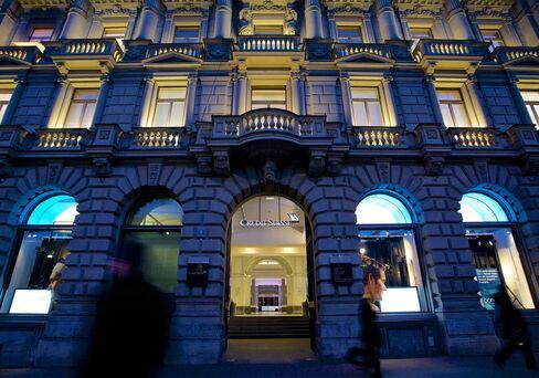 Credit Suisse Group Headquarters