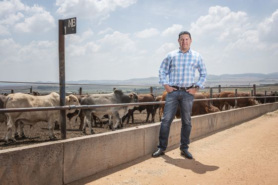 China Needs More Beef. South Africa's Trying to Sell It