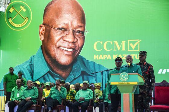 The President Who's Eroding Tanzania's Tolerance Seeks New Term
