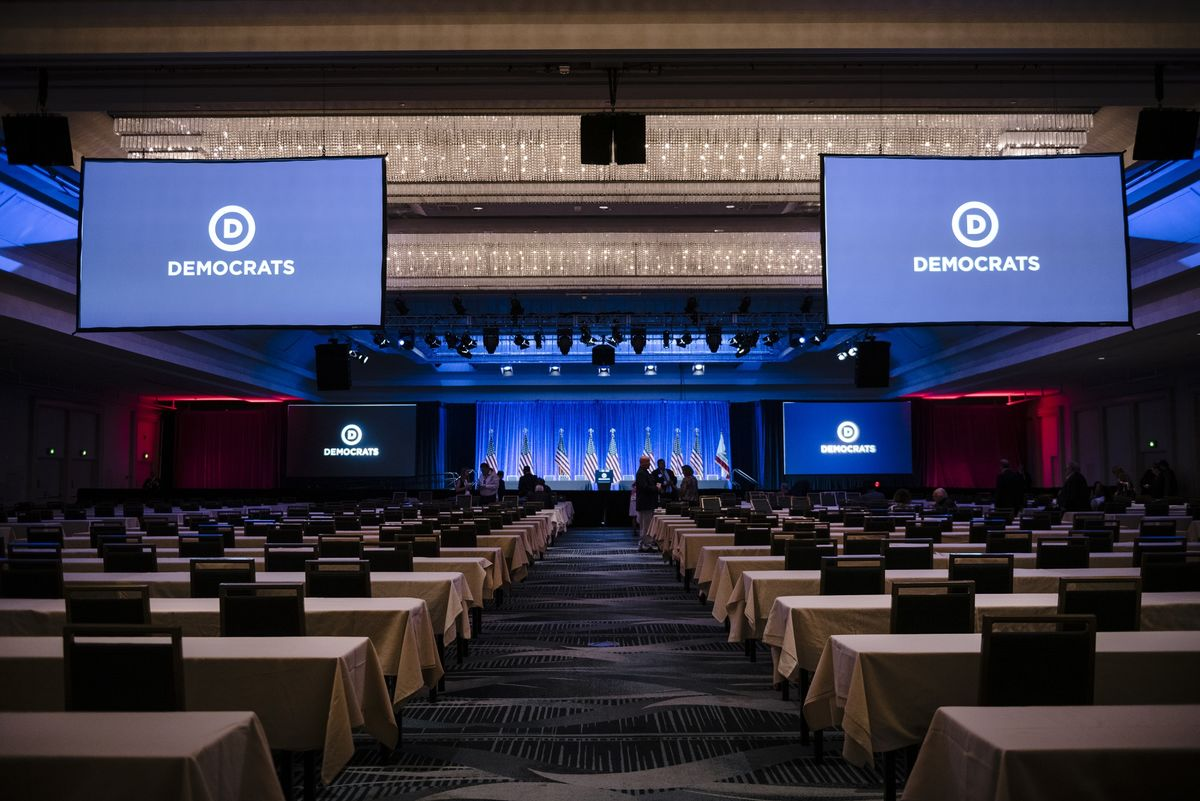Virtual Caucus at Risk After DNC Experts Hacked Conference Call