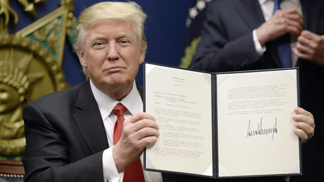 Trump's travel ban scheduled to end on Sunday