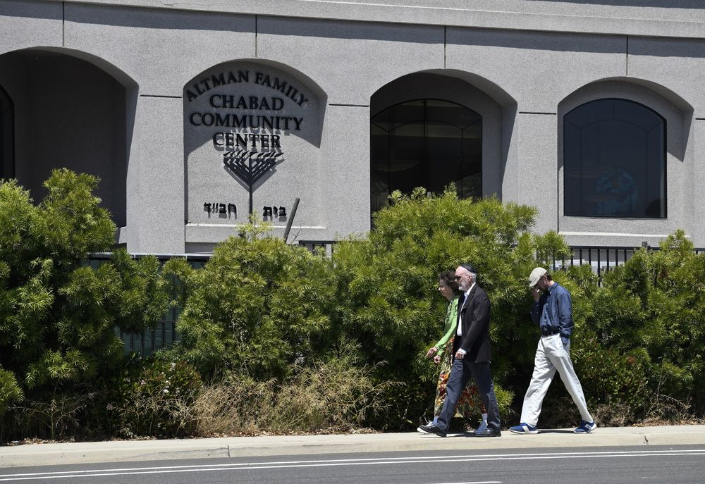 One Dead, Three Hurt in Poway, California, Synagogue Shooting