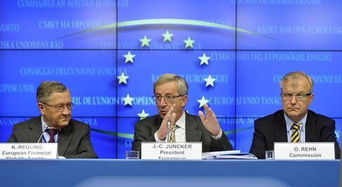 EU Eyes December Start for Bigger Fund, Pressures Greece