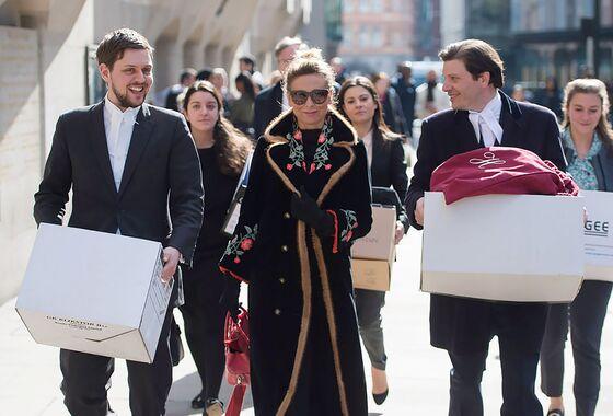 London's Biggest Divorce Case Hinges on a $353 Million Superyacht