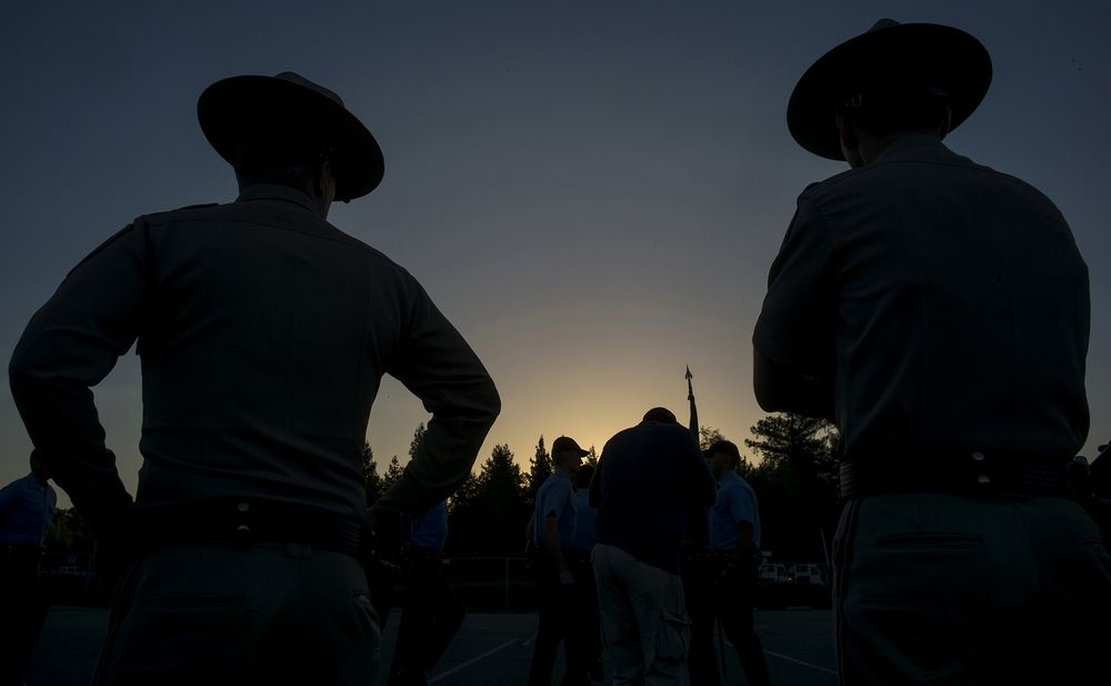 California Drivers Pay for Underfunded State Patrol Pension