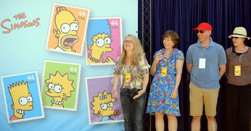 D'oh! Postal Service Stuck With 682 Million 'Simpsons' Stamps