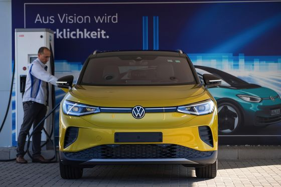 VW's Boss Warns the Troops: WeDon't Want to End Up Like Nokia
