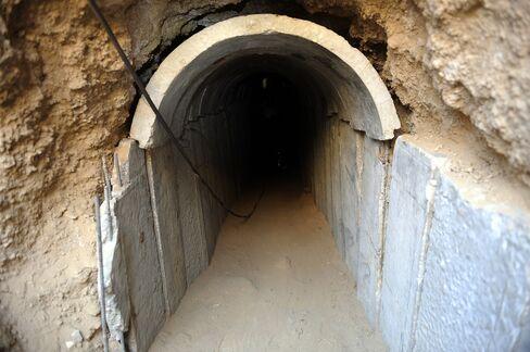 Gaza Strip Tunnel