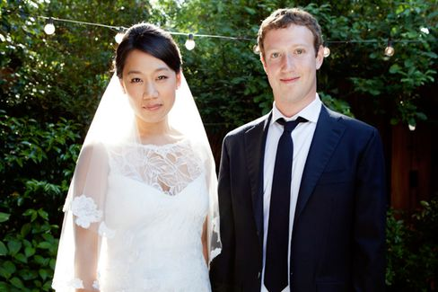 What It's Like to Photograph Mark Zuckerberg's Wedding