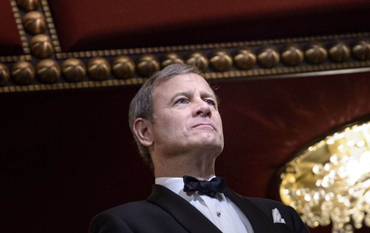 The Lonely Road Ahead for John Roberts