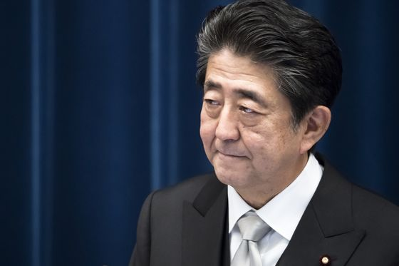 Japan's Abe Rolls the Dice on His Political Legacy With Tax Hike