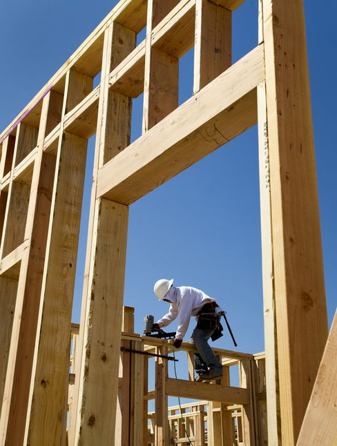 Housing Starts in U.S. Increased in May to 914,000 Annual Rate