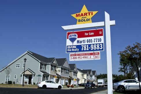 Sales of U.S. Exisiting Homes Probably Rose