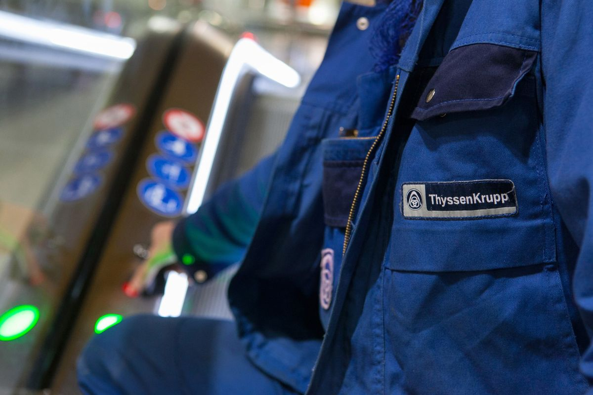 Abu Dhabi's Midas Touch Returns in $19 Billion Thyssenkrupp Deal